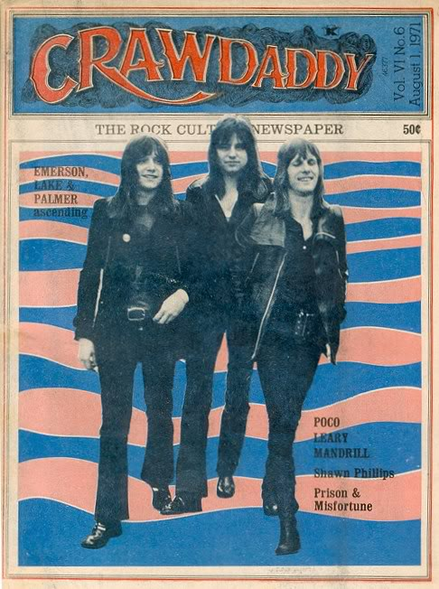 Image result for crawdaddy magazine covers
