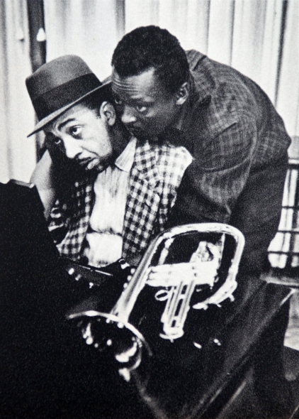 Red Garland with Miles Davis