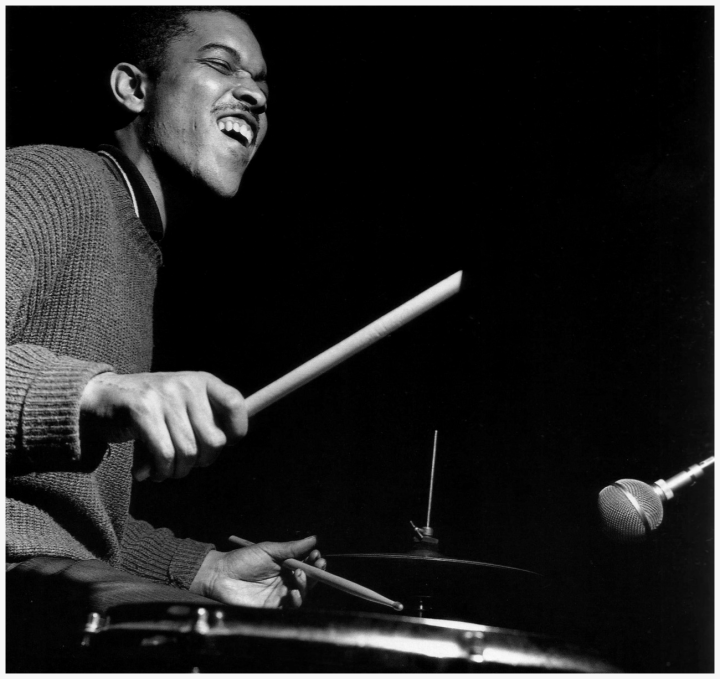 Billy Higgins 1961